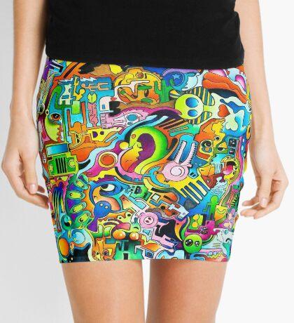 PNP Mini Skirt