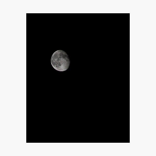Moonsea II Photographic Print