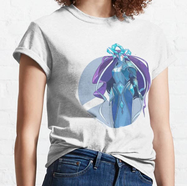 Crystal Mage of the Burned Tower Classic T-Shirt