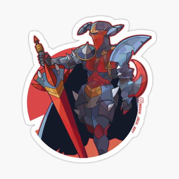 Dragon Lancer Sticker