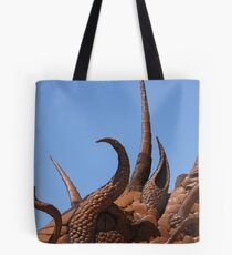 Horned Beast Tote Bag