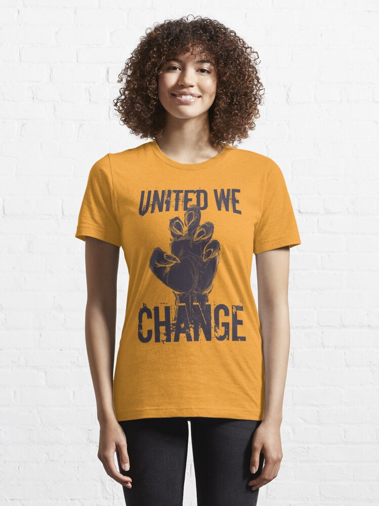 Alternate view of Werewolves: United We Change Essential T-Shirt