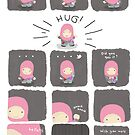 Eid Hug by SpreadSaIam