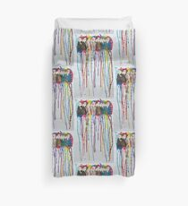 Doctor Sequence Duvet Cover