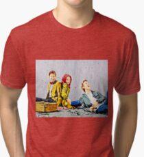 The Last Picnic Tri-blend T-Shirt