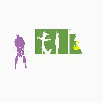 Archery by riotface