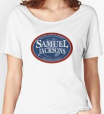 SamueL Jacksons Women's Relaxed Fit T-Shirt