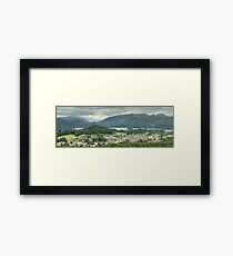 Keswick, The Lake District Framed Print