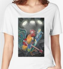 Ruling The Roost Women's Relaxed Fit T-Shirt