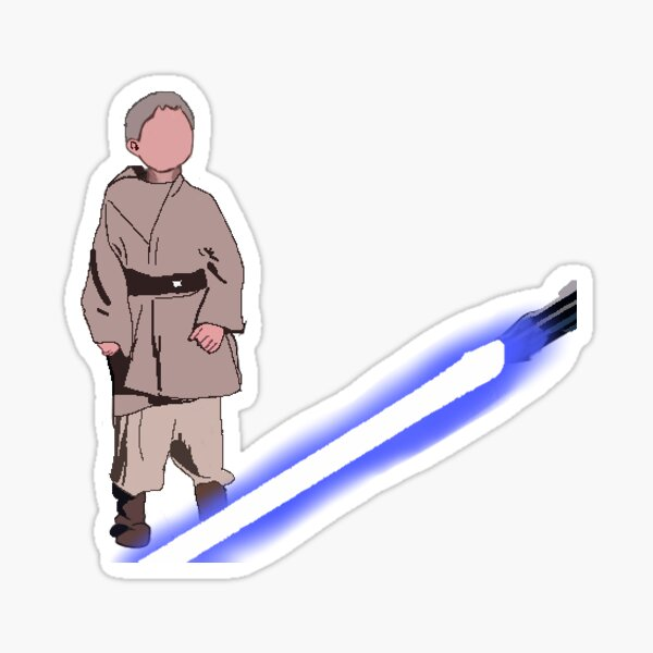 Younglings (sticker) Sticker