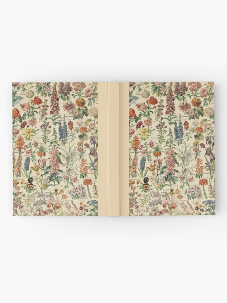 Alternate view of Vintage Flower Poster Hardcover Journal