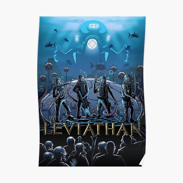 Leviathan 2020 Poster