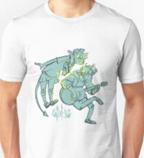 W2H - Guitar (acronym logo) Unisex T-Shirt