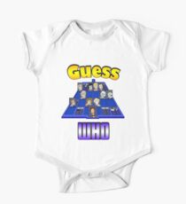 Guess Who Kids Clothes
