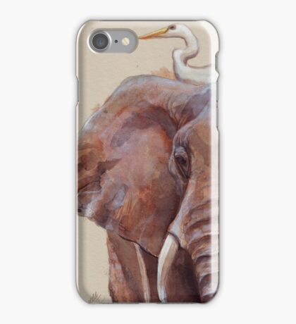 Hitchin' a Ride iPhone Case/Skin