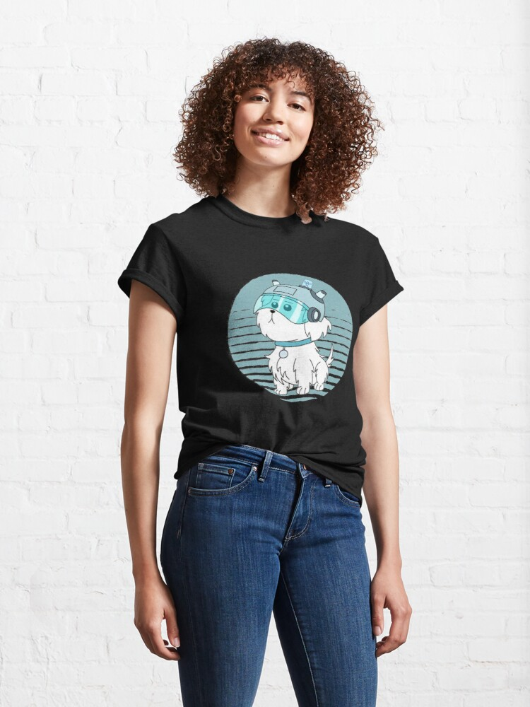 Alternate view of Snuffles Classic T-Shirt