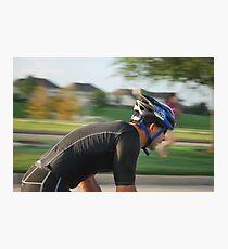 Triathlon! Photographic Print