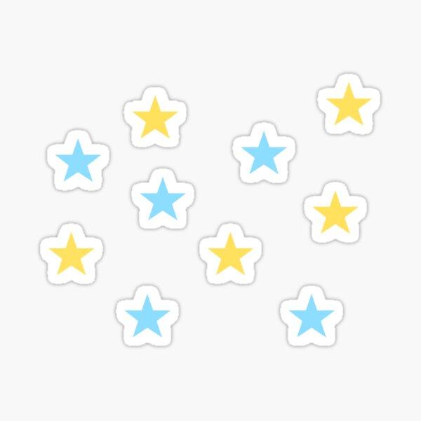 Star Set, UCLA Sticker