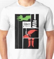 How Saul Bass Stole Christmas T-Shirt
