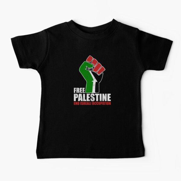 Free Palestine Baby T-Shirt