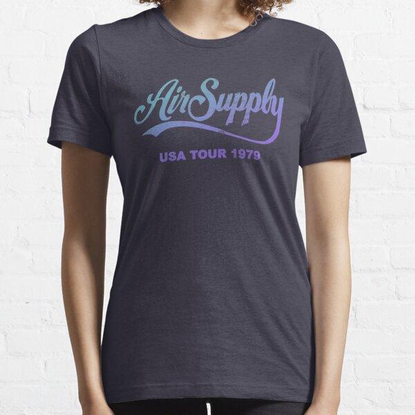 Alimentation en air (conception en détresse) T-shirt essentiel