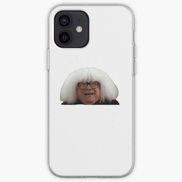 Danny Devito Wig iPhone Soft Case