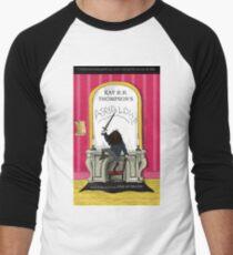 Aryaloise Men's Baseball ¾ T-Shirt