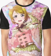 Love Live! School Idol Project - Flower Power Graphic T-Shirt