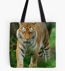 "Tiger ""Strolling"" Tote Bag"