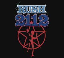 Rush 2112   Unisex T-Shirt