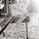 Caution: Blindingly Obvious Glare Ahead by Photography1804