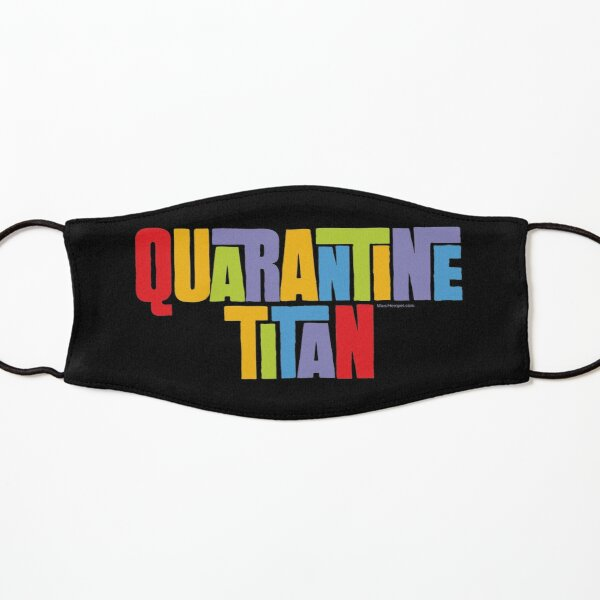 Quarantine Titan Kids Mask
