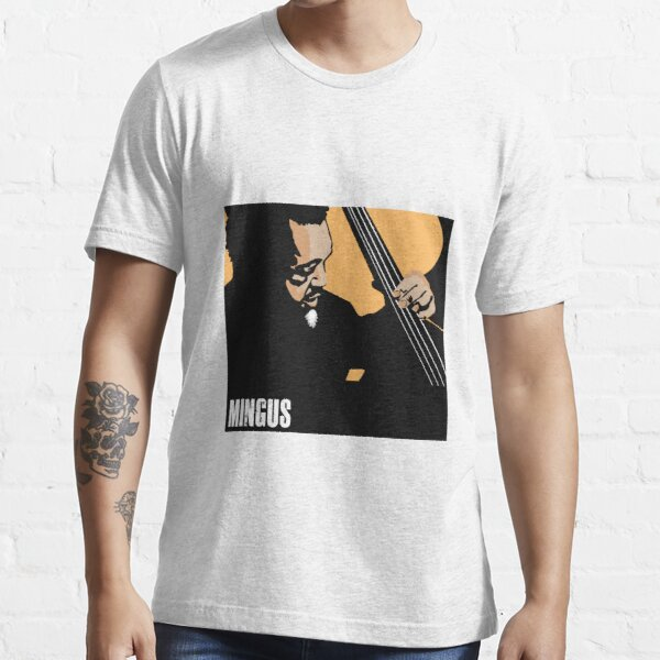 Charles Mingus by Keith H. Brown Essential T-Shirt