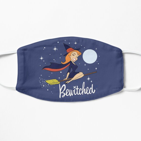 Bewitched Broom Shirt, Sticker, Mask Mask
