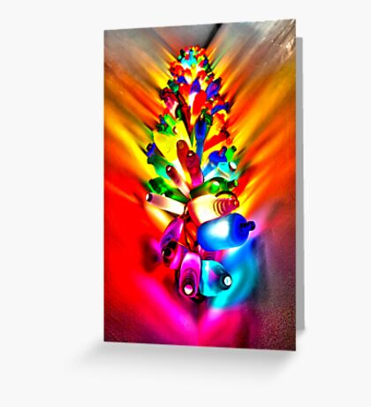 Recycled Colour Greeting Card