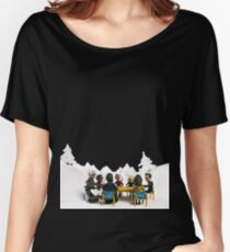 The Study Group's Winter Wonderland Women's Relaxed Fit T-Shirt