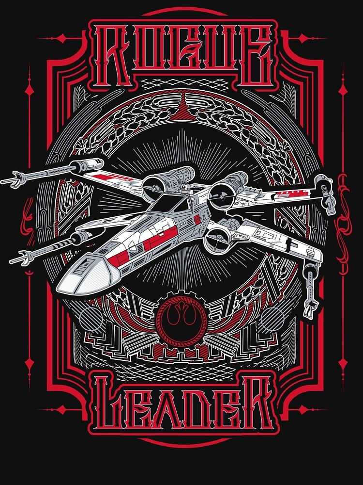 TShirtGifter presents: Rogue Leader | Unisex T-Shirt