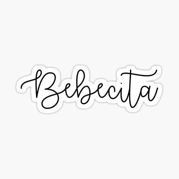 Bebecita III Pegatina