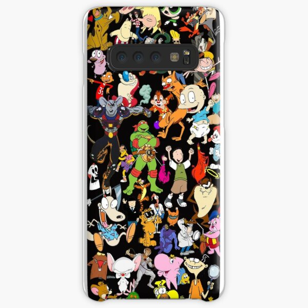 Retro Cartoons phone cases rugrats 80s 90s tv show cartoon Samsung Galaxy Snap Case