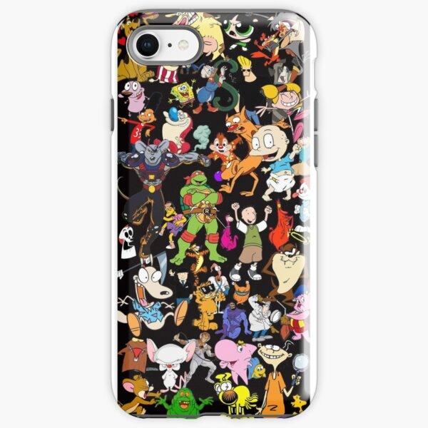 Retro Cartoons phone cases rugrats 80s 90s tv show cartoon iPhone Tough Case
