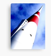 DISNEYLAND - Moonliner Canvas Print