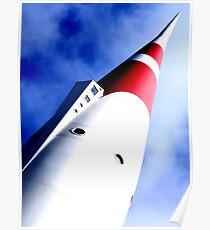 DISNEYLAND - Moonliner Poster