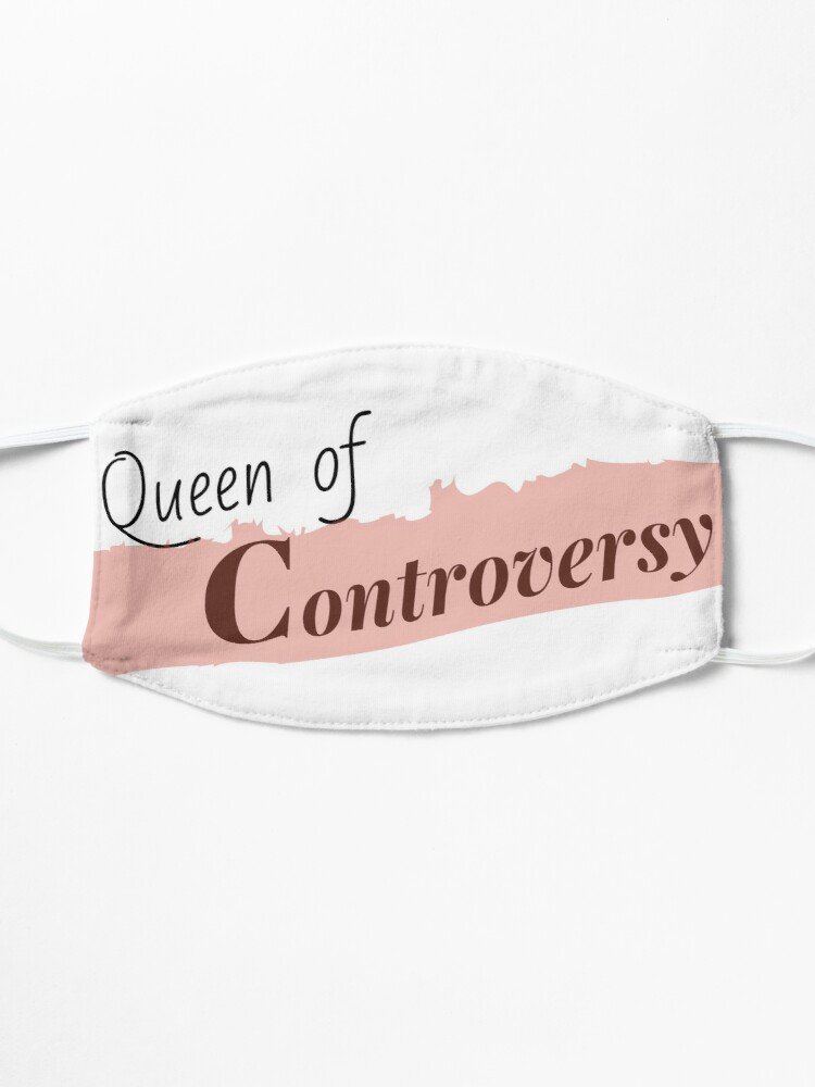Alternate view of Queen of Controversy Mask
