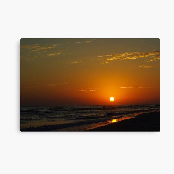 Sunset on Sanibel Island Canvas Print