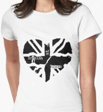 Brit at Heart (Black) T-Shirt