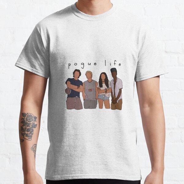 vie de pogue T-shirt classique