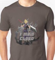 I MAIN CLOUD Unisex T-Shirt