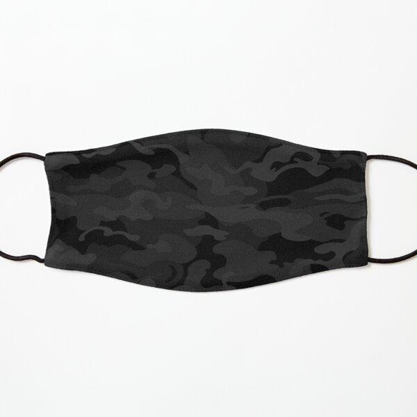 Camo Style - Black Camouflage Kids Mask