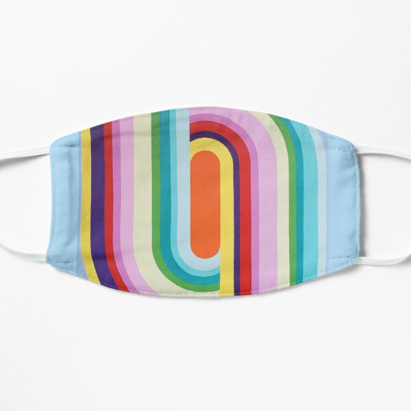 Color Spectrum Series Flat Mask