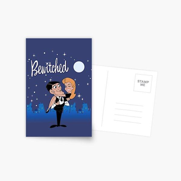 Darren & Samantha Bewitched Shirt, Poster, Sticker, Mask Postcard